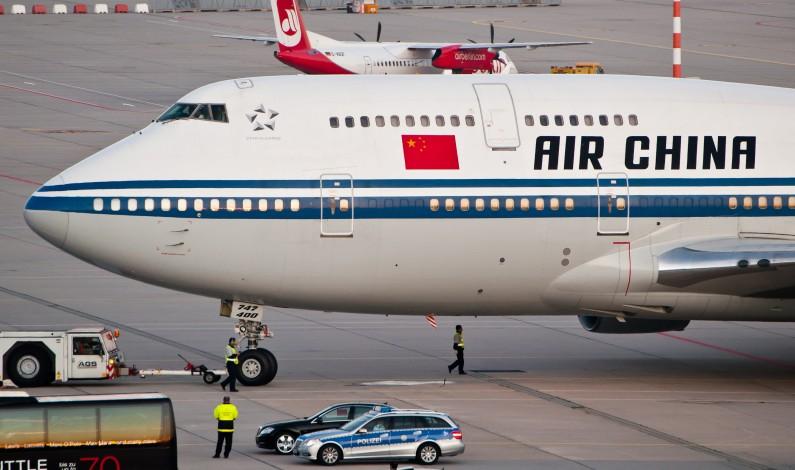 Air China vil bygge nav i Warszawa