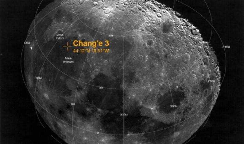 Kina vil lande på månens bakside