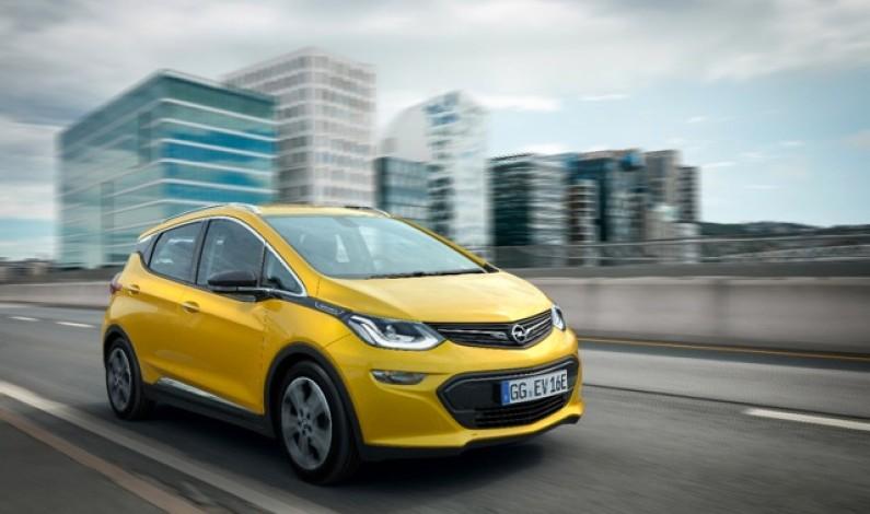 Opel med revolusjonerende elbil